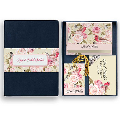 Vintage Floral Mini Box