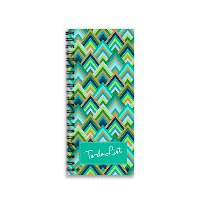 Forest Wave To-Do Notebook