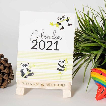 Calendar 2021-Kids