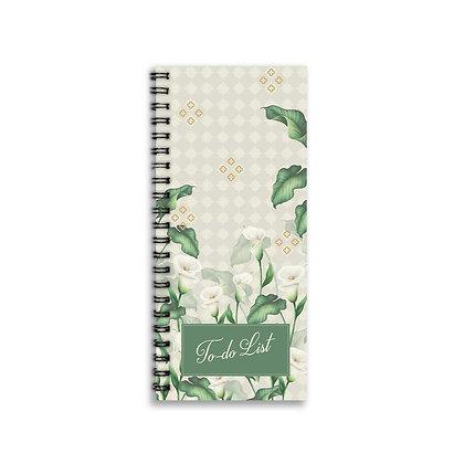 Calla To-Do Notebook