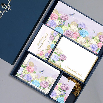 Hydrangeas Luxury Box