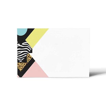 Wild Shutter Flat Cards (Set of 40)