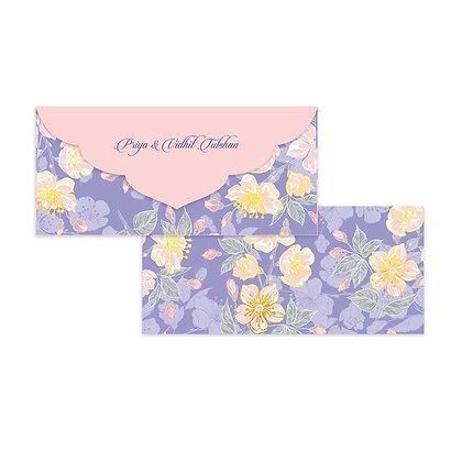Violet Infusion Money Envelopes (Set of 20)