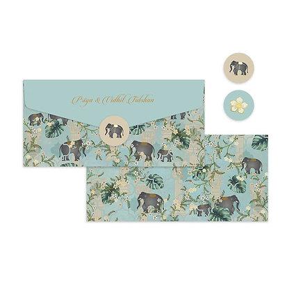 Royal Paradise Money Envelopes (Set of 20)
