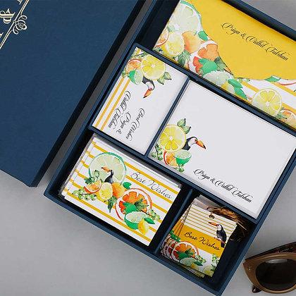 Citrus Summer Luxury Box