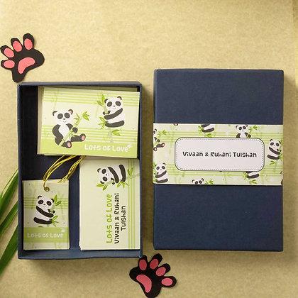 Hello Panda Mini Box
