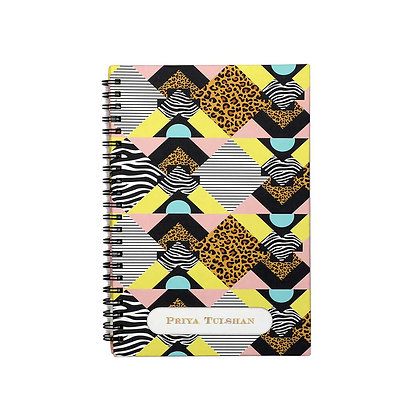 Wild Shutter Journal Notebook