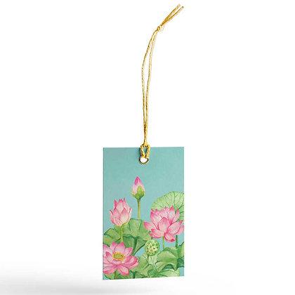Lotus Gift Tags (Set of 20)