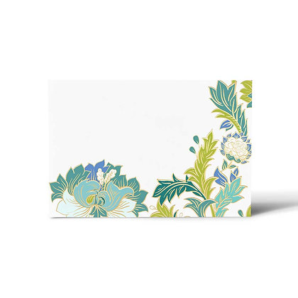 Paisley Flat Cards (Set of 40)