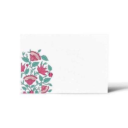 Mughal Jaali Flat Cards (Set of 40)