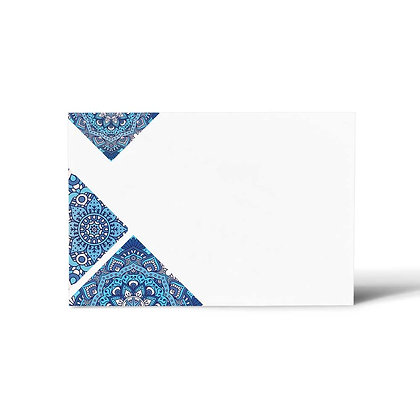 Turkish Tile Flat Cards (Set of 40)