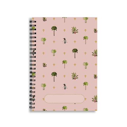 Palms Journal Notebook
