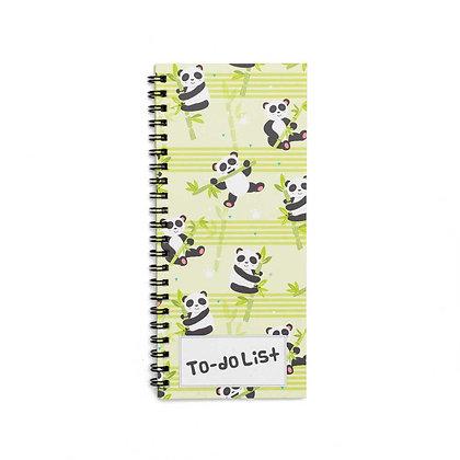 Hello Panda To-Do Notebook