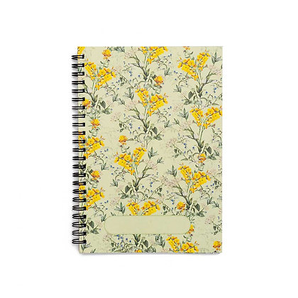 Wild Flower Journal Notebook