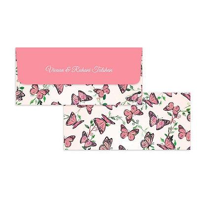 Butterfly Money Envelopes (Set of 20)