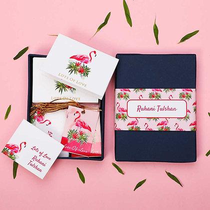 Flamingo Mini Box