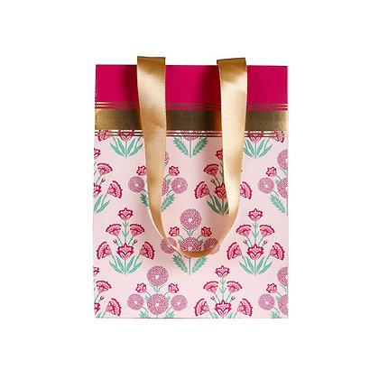 Mughal Phool Small Bags (Set of 3)