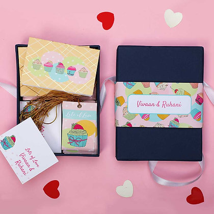 Cupcake Mini Box