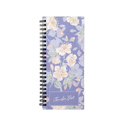 Violet Infusion To-Do Notebook