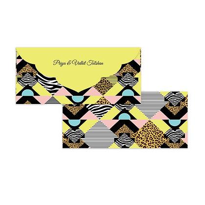 Wild Shutter Money Envelopes (Set of 20)