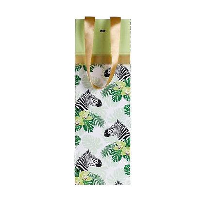Peeping Zebras Wine Bags (Set of 3)