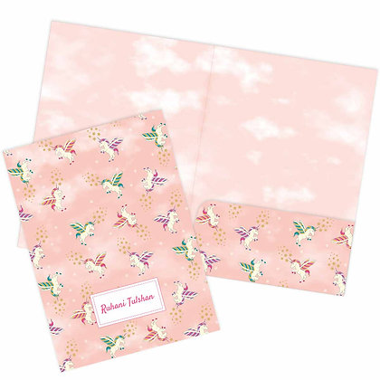 Unicorn Folders (Set of 2)