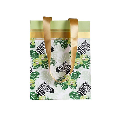Peeping Zebras Small Bags (Set of 3)
