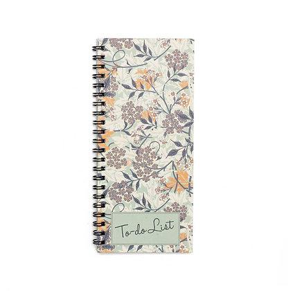 Mystical Garden To-Do Notebooks