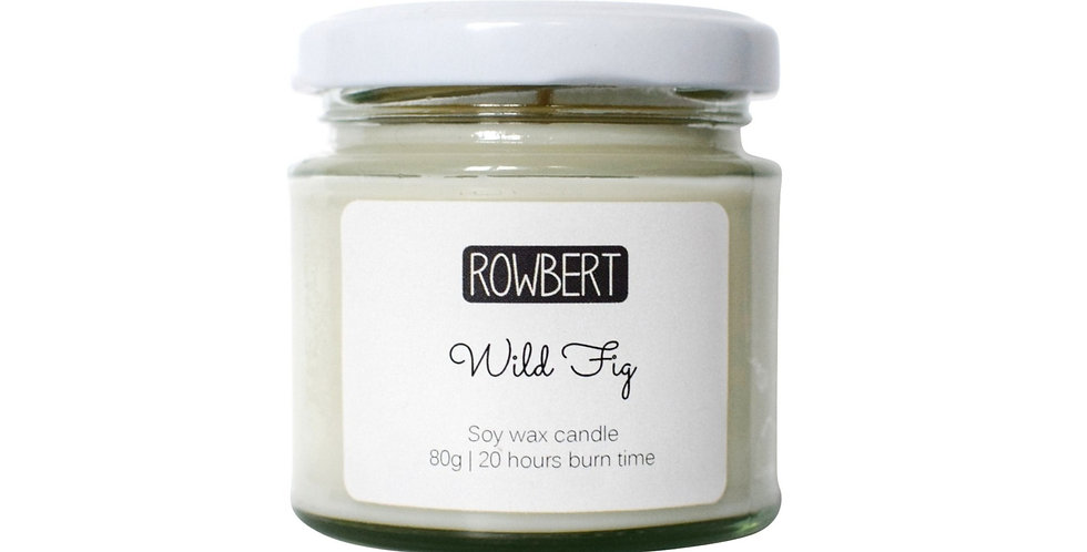 Wild Fig Candle (Small)