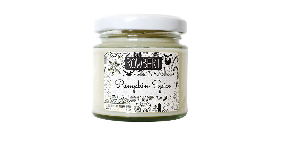 Pumpkin Spice Candle (Small)