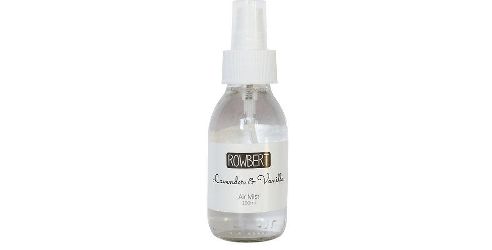 Lavender & Vanilla Air Mist