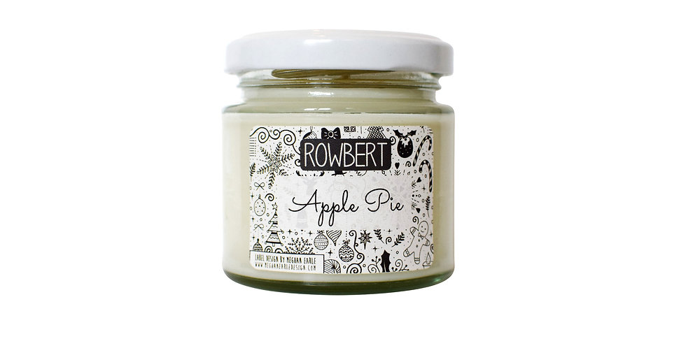 Apple Pie Candle (Small)