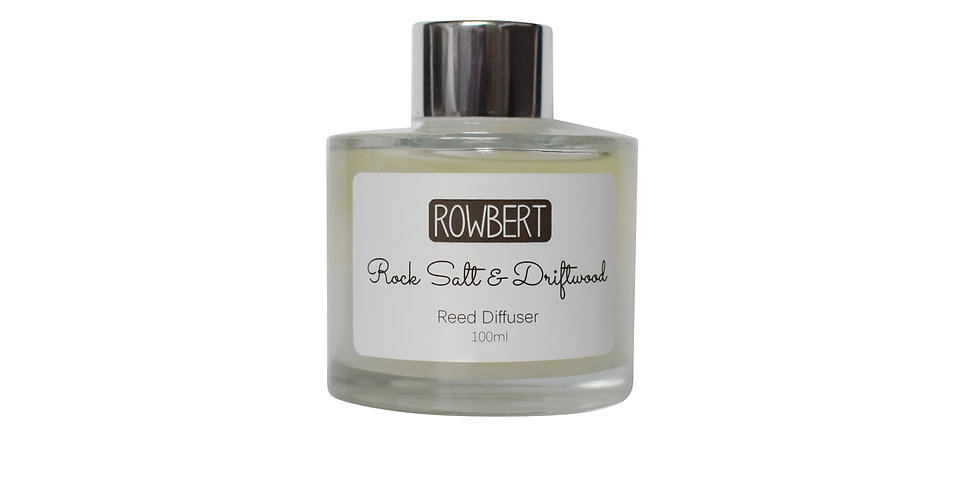 Rock Salt & Driftwood Reed Diffuser