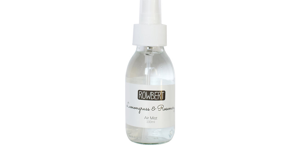 Lemongrass & Rosemary Air Mist