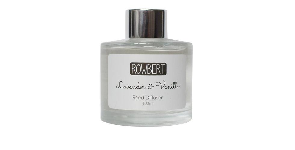 Lavender & Vanilla Reed Diffuser