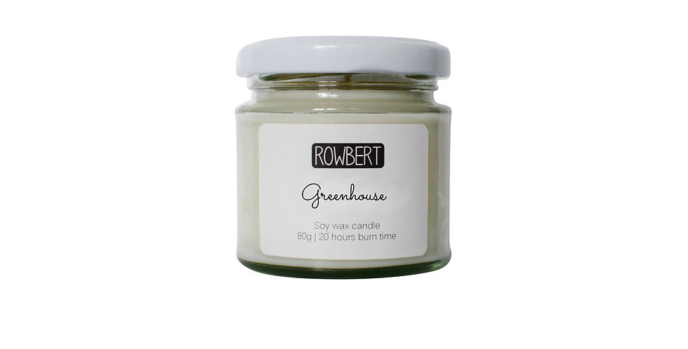 Greenhouse Candle (Small)