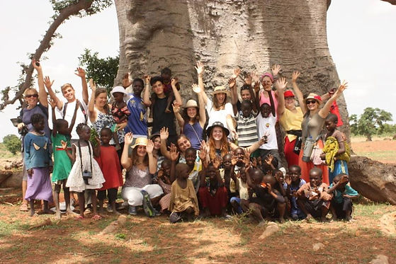 Voyage solidaire | Aide et Partage Burkina