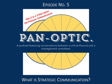 #5 - What is Strategic Communication?
