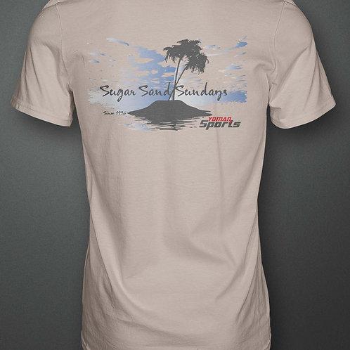 Mens Sugar Sand Sundays Shirt
