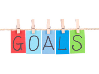 Goal Setting for 2016: Choosing Your Goals