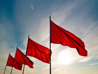 Five Steps for Dealing with Red Flags