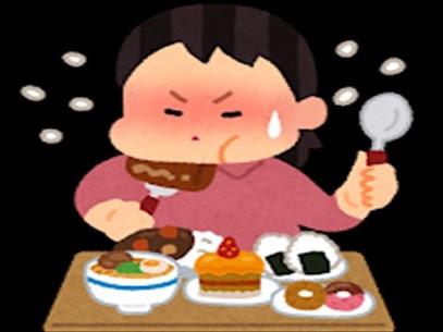 ストレスで過食、運動不足で体重が増えてしまった方へ