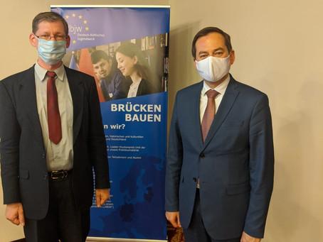 Deutsch-Baltische Konferenz in Vilnius 2020