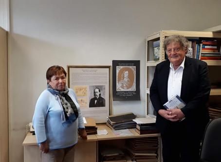 Neue Kontakte der Carl-Schirren-Gesellschaft nach Estland und Lettland