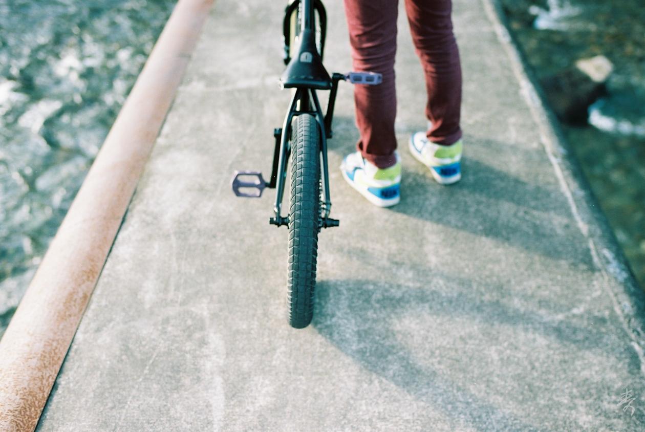 BMX and Pilgrimage