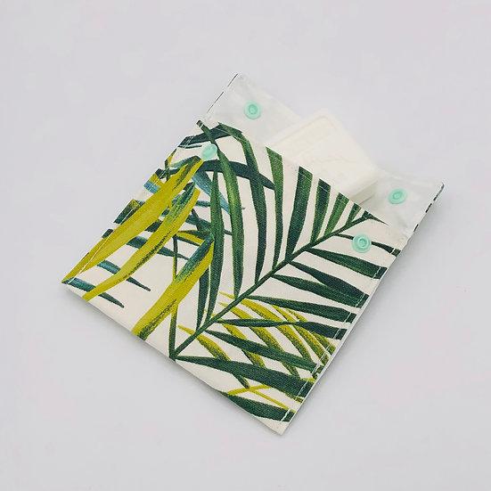 Trousse enduite Palmes