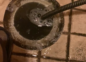 Have a clogged drain?