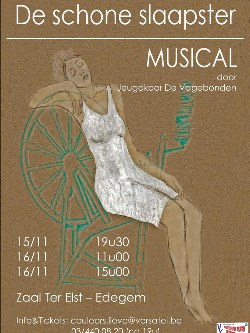 Musical De Schone Slaapster - 2008