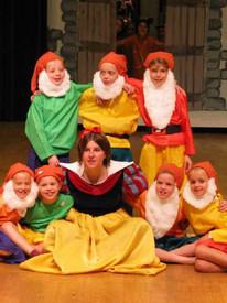 Musical Sneeuwwitje - 2004
