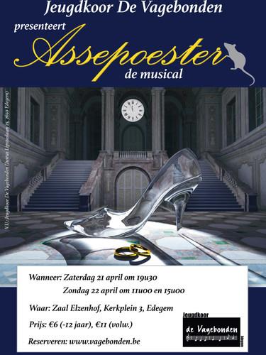 Musical Assepoester - 2018